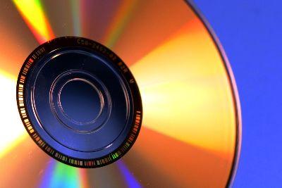 Sauvegarde sur CD-ROM
