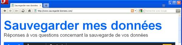 Le navigateur web Opera