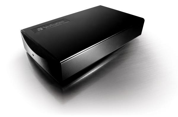 USB 3.0 Desktop Hard Drive par Verbatim