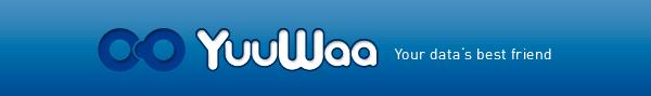 YuuWaa : Sauvegarder, stocker et partager ses données