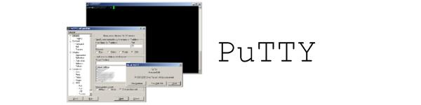 Le logiciel PuTTY