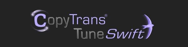 CopyTrans TuneSwift : Transférer iTunes vers iTunes sur PC ou Mac